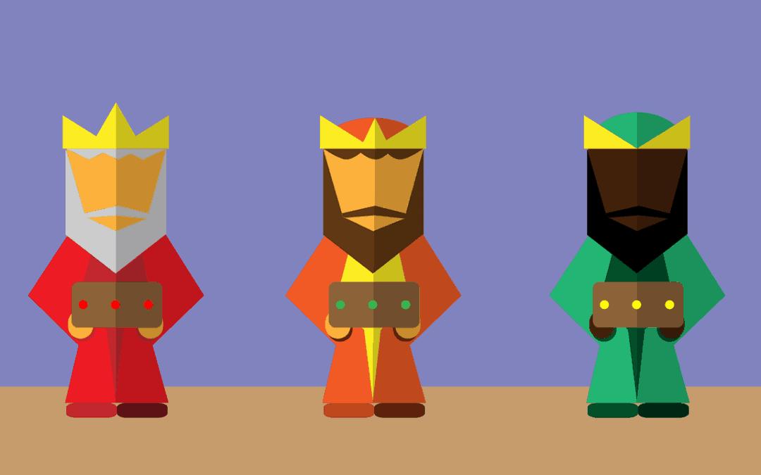 Los Reyes Magos también compran en Óptica Andorrana