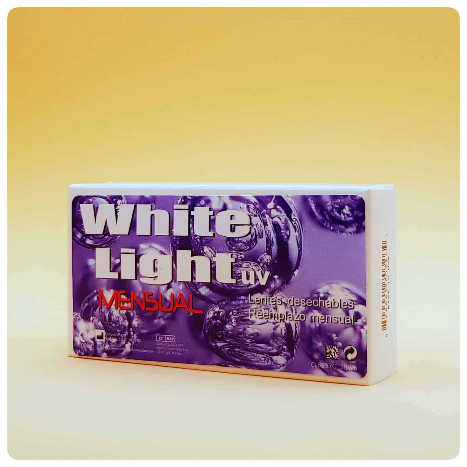 Lentillas White Light Mensual